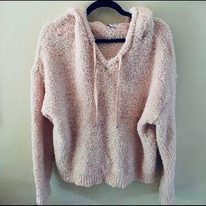 Warm and cozy sweatshirt